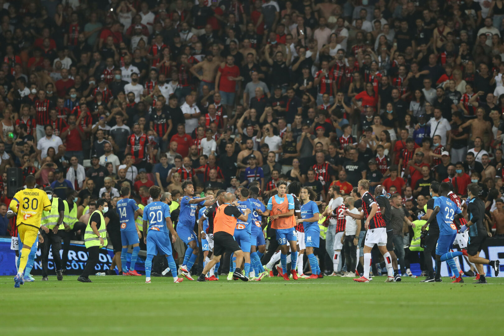 Ligue 1 | Skandalspiel zwischen Nizza und Marseille sorgt weiter für Streit