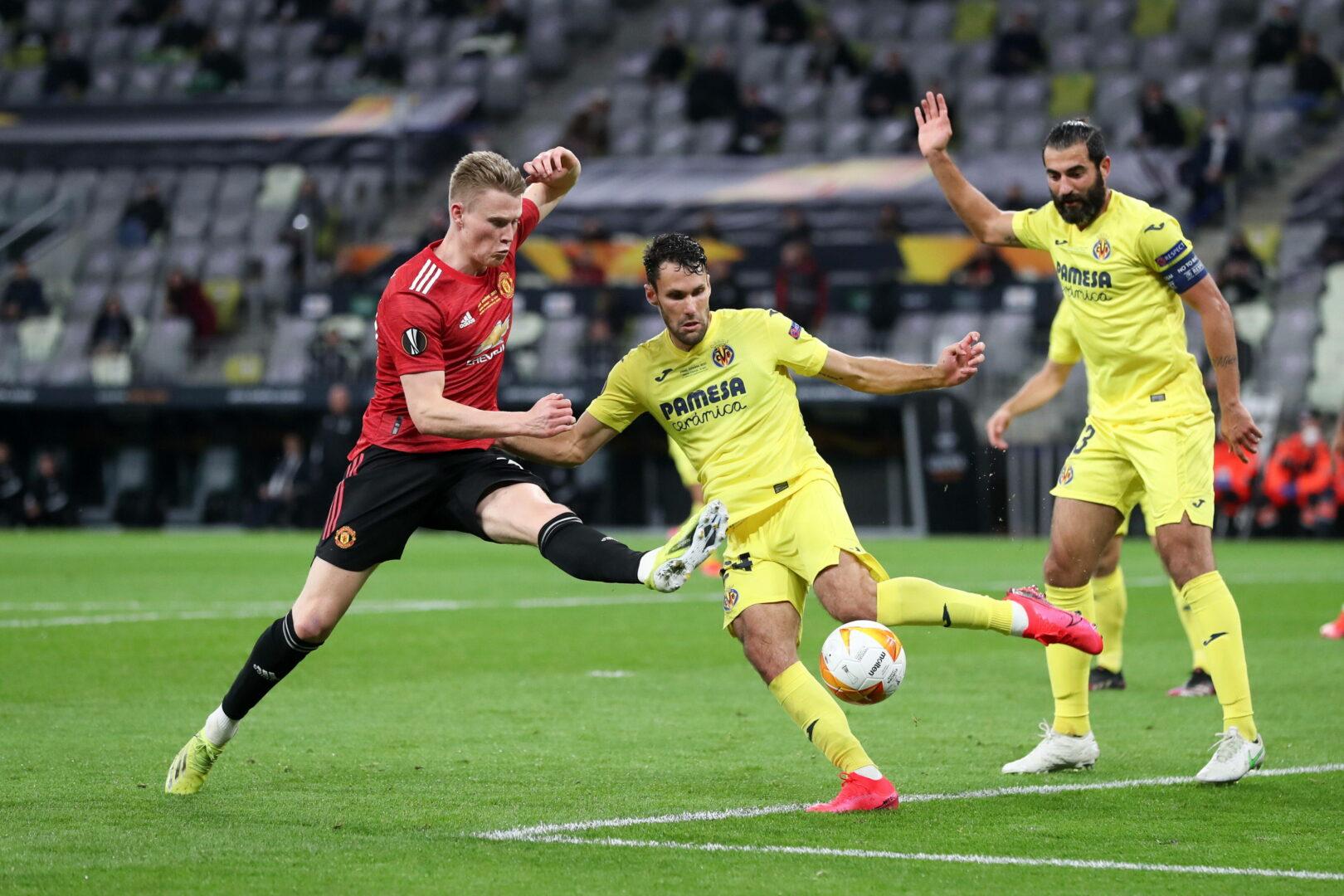 Champions League: Gruppe F mit Villarreal, Manchester United, Atalanta und den Young Boys