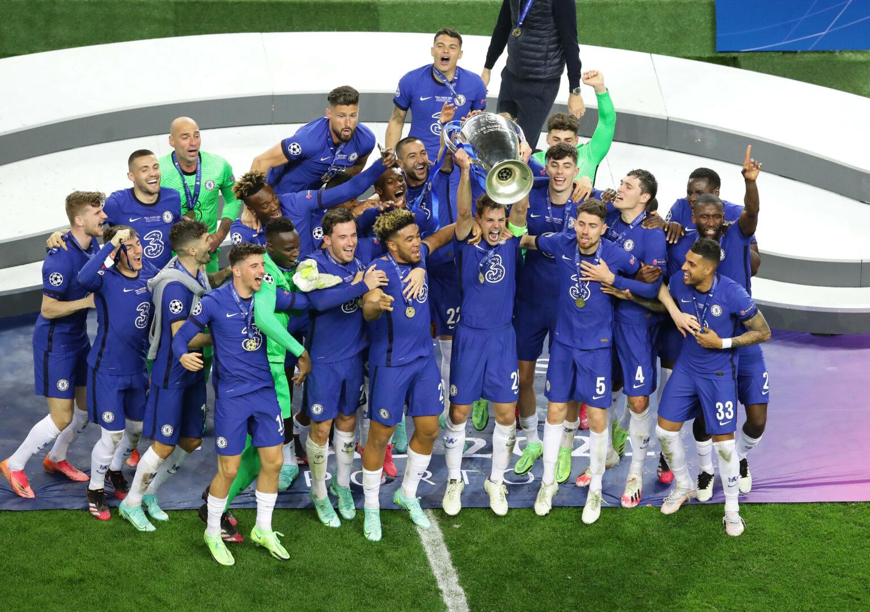 Champions League | Gruppe H mit dem FC Chelsea, Juventus Turin, Zenit St. Petersburg und Malmö FF