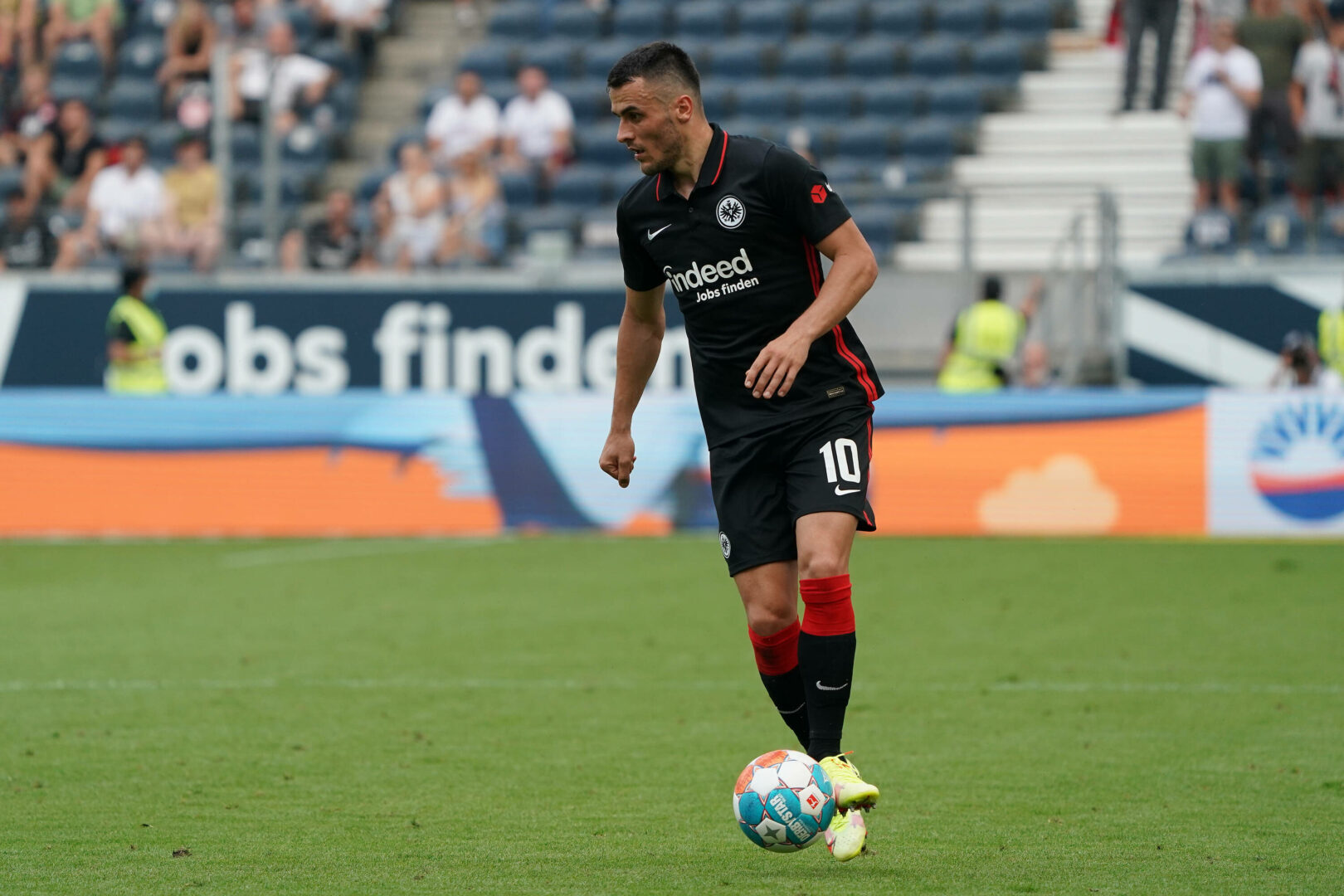 Filip Kostic im Trikot von Eintracht Frankfurt