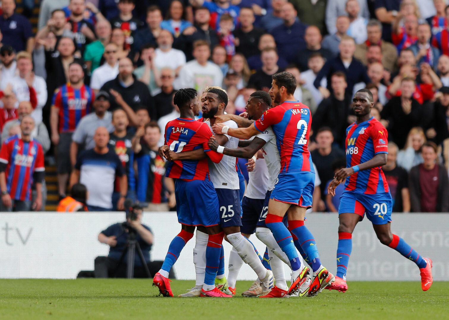 Zaha & Edouard! Crystal Palace fügt Tottenham erste Niederlage zu