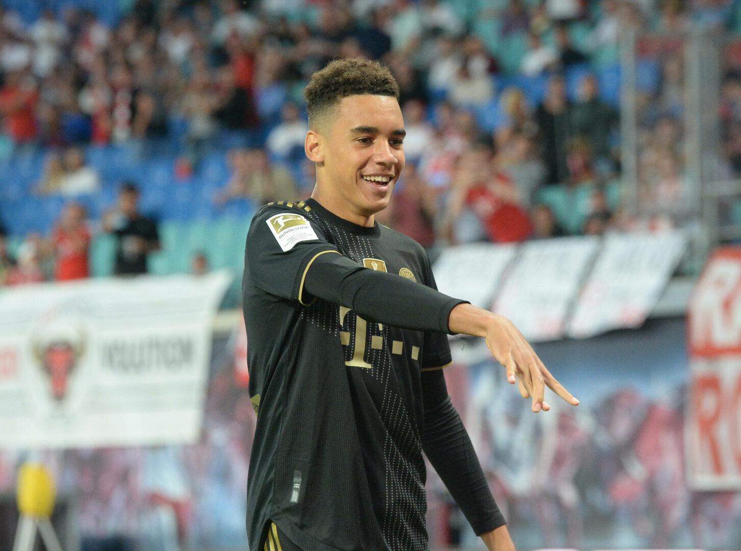 Bundesliga   Musiala führt Bayern zum Kantersieg in Leipzig