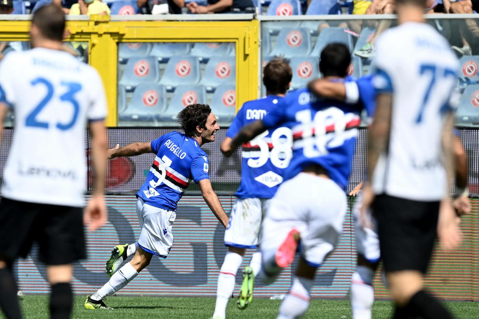 Sehenswerte Tore: Remis zwischen Sampdoria und Meister Inter