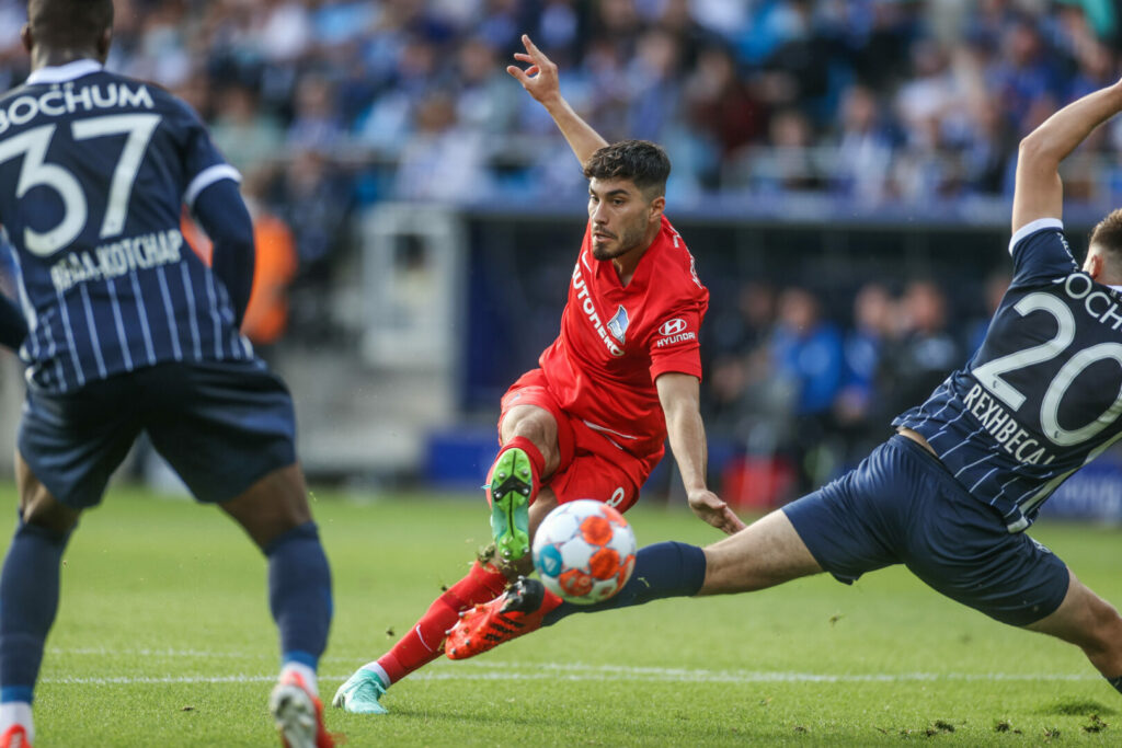 Suat Serdar bringt Hertha BSC in Bochum in Führung