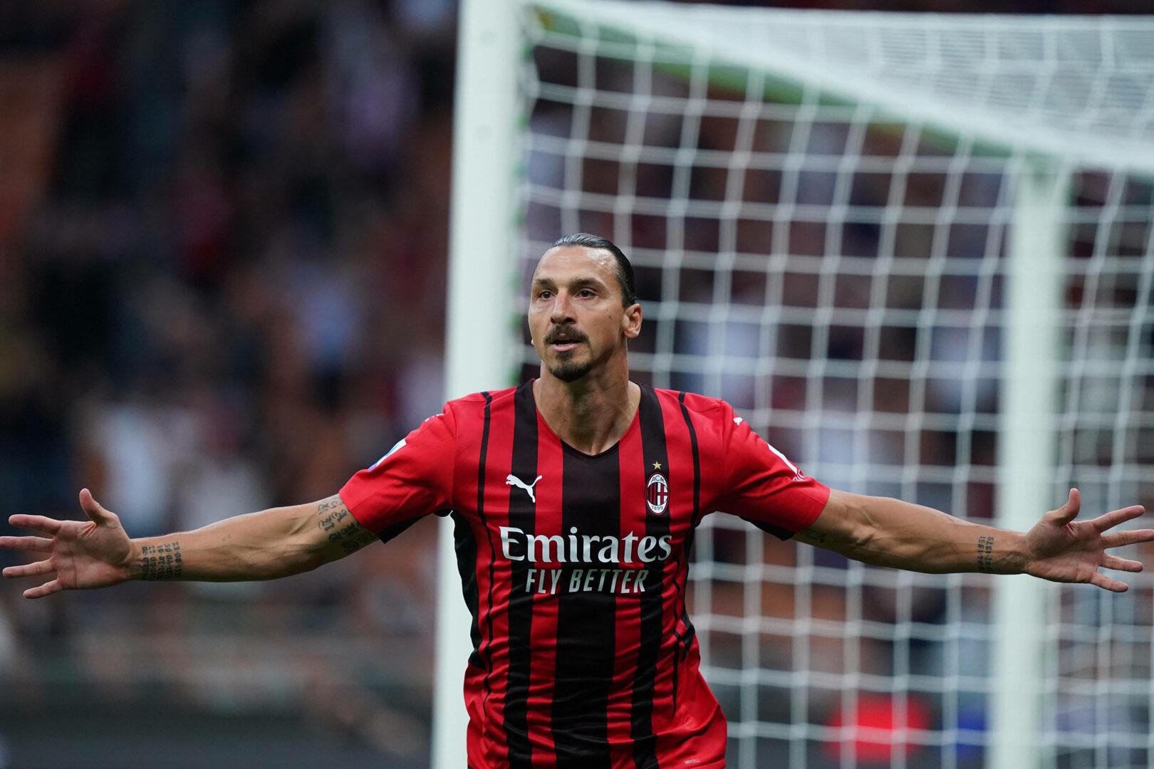 Milan souverän gegen schwaches Lazio – Ibrahimovic trifft bei Comeback!