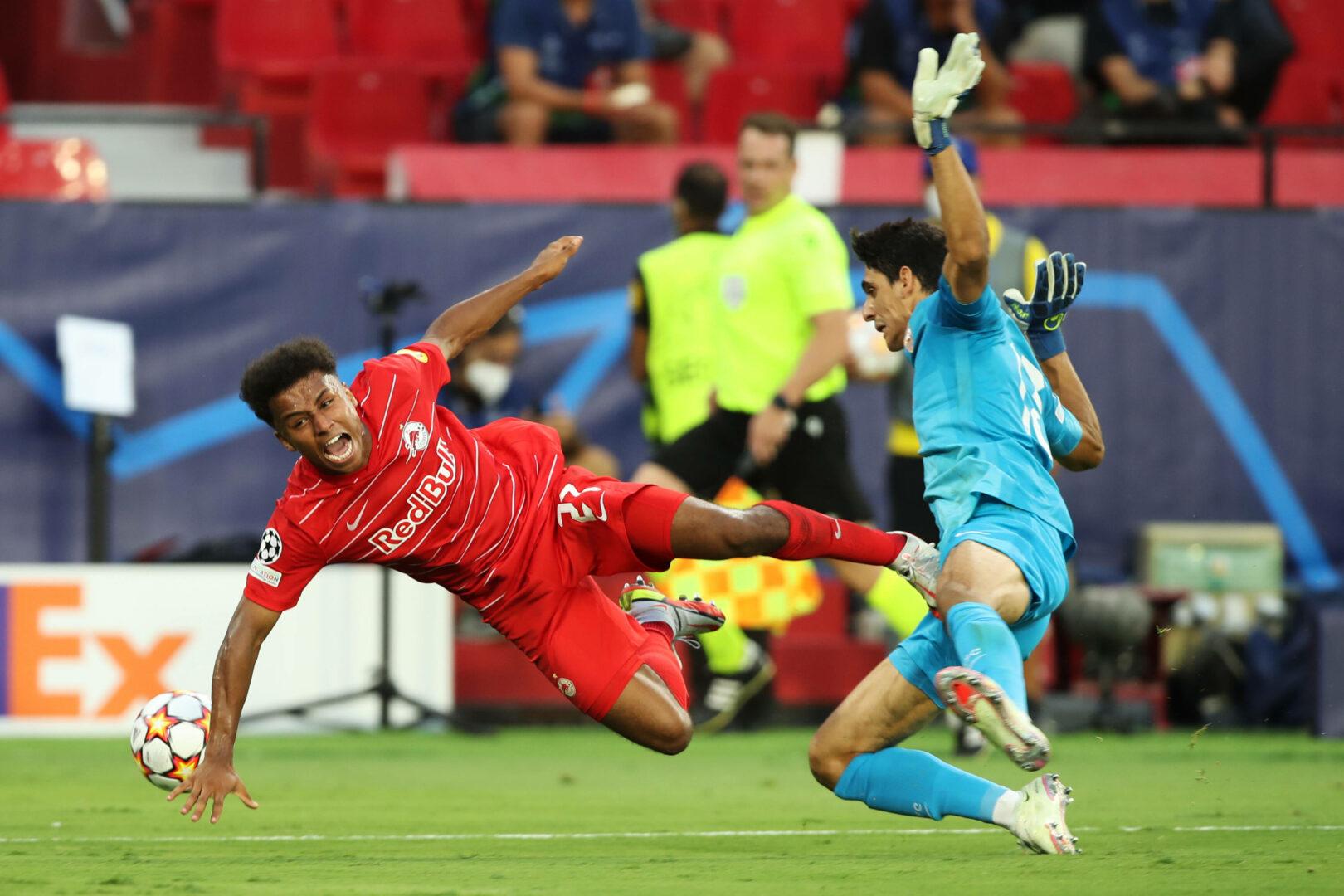 Champions League: Irres Elfmeter-Festival in Sevilla, Young Boys schocken ManUtd