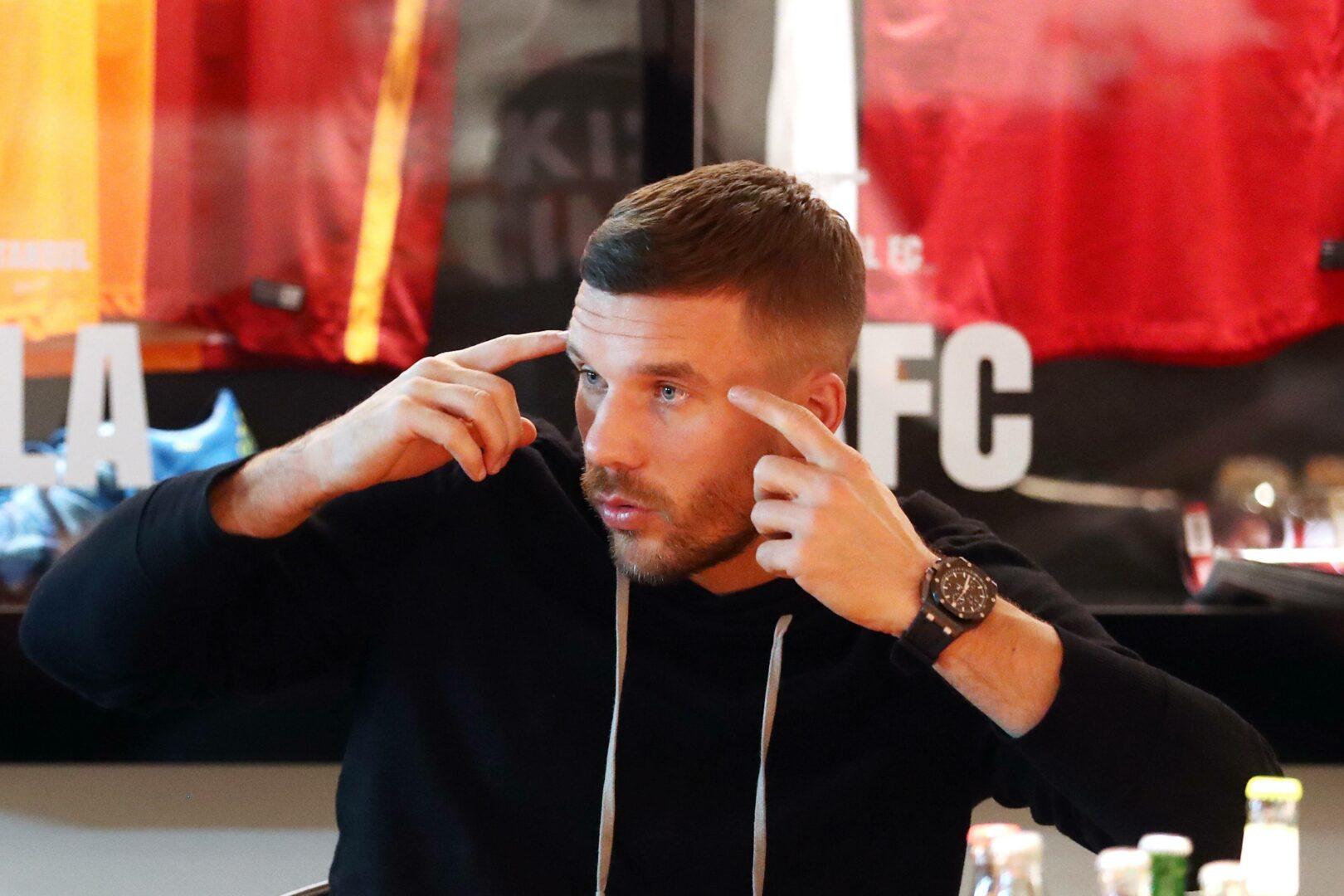 """Neu-Experte Podolski: Deutschen Klubs fehlt """"Qualität und Hunger"""" für EL-Titel"""