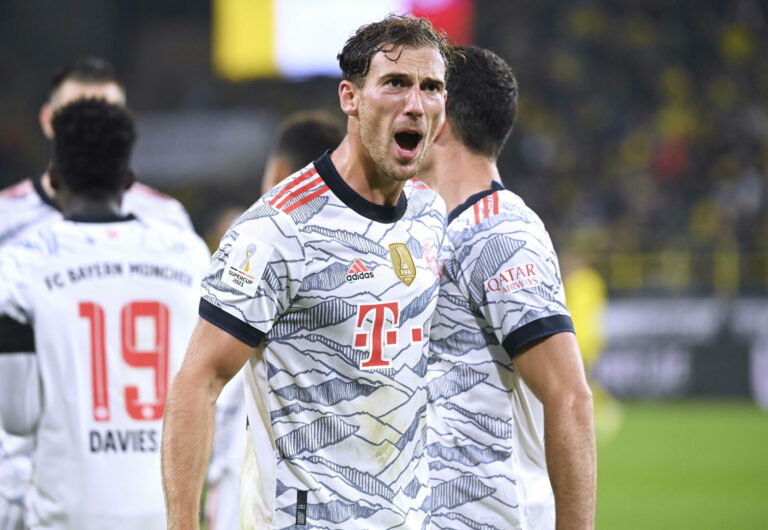 Bestätigt: Goretzka verlängert beim FC Bayern!