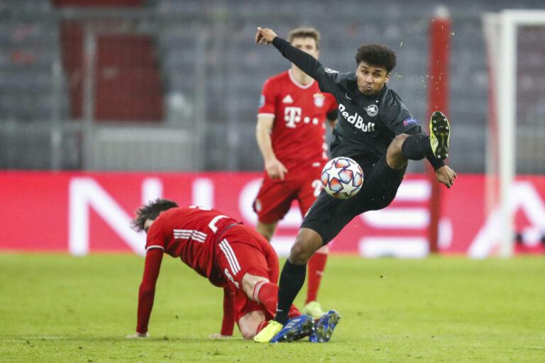 RB Salzburg | Adeyemi hat Aussagen zum FC Bayern offenbar nicht getätigt