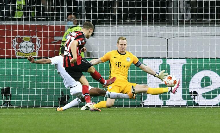 Europa League: Bayer Leverkusen belohnt sich für starke zweite Hälfte