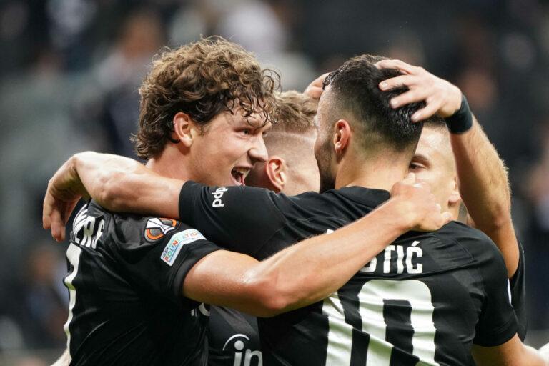 Europa League | Spätes Drama in Frankfurt, Osimhen rettet Napoli