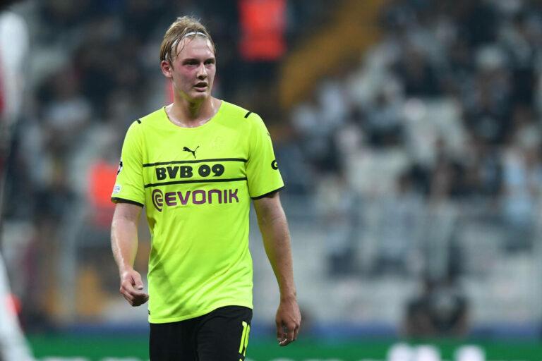 BVB   Brandt fällt aus