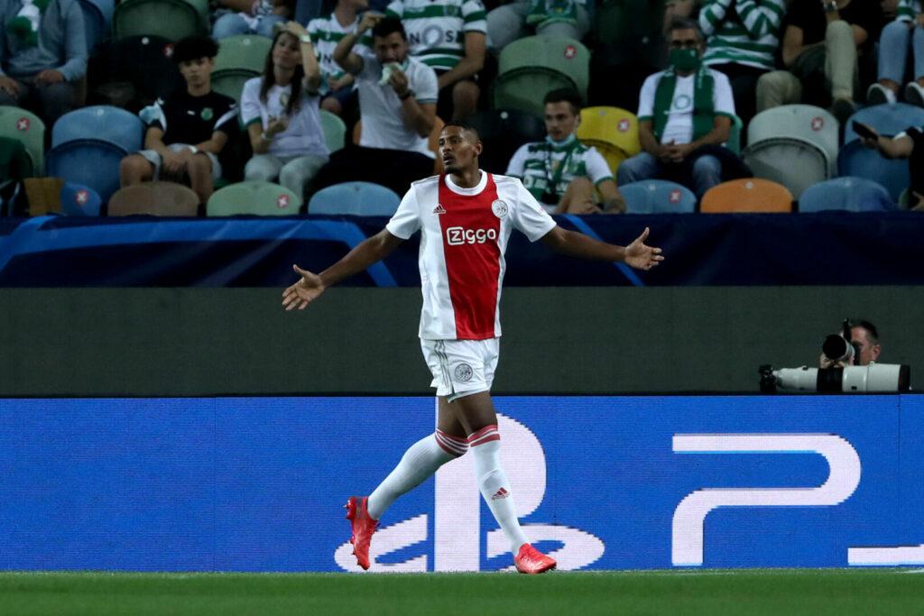 Sebastien Haller erzielt bei seinem Champions-League-Debüt einen Viererpack für Ajax gegen Sporting CP