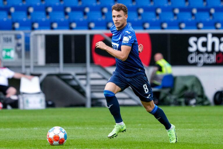 Hoffenheim   Dennis Geiger verlängert mit der TSG