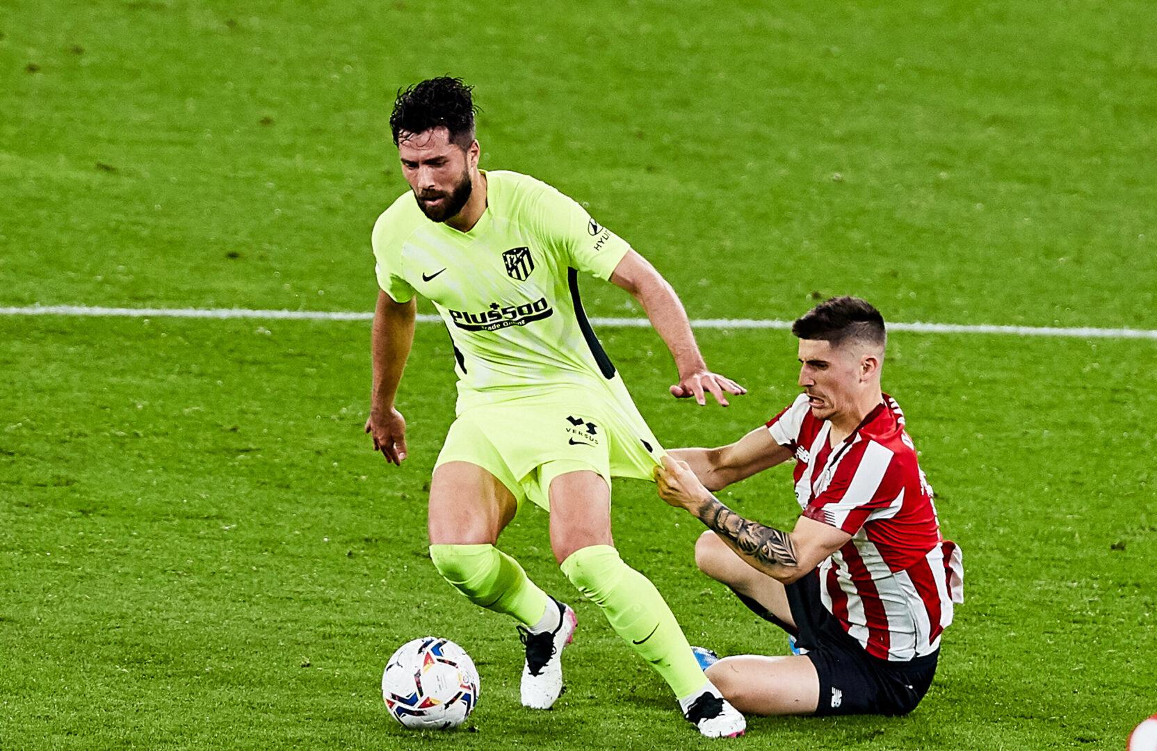 La Liga: Topspiel zwischen Atletico Madrid und Athletic