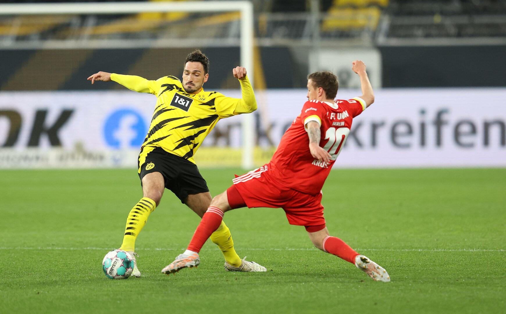 Borussia Dortmund: Steht gegen Union Berlin endlich die Null?