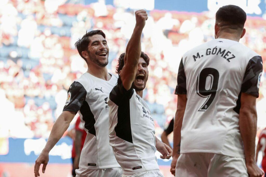 Valencia jubelt, nun soll auch Real Madrid vor Probleme gestellt werden