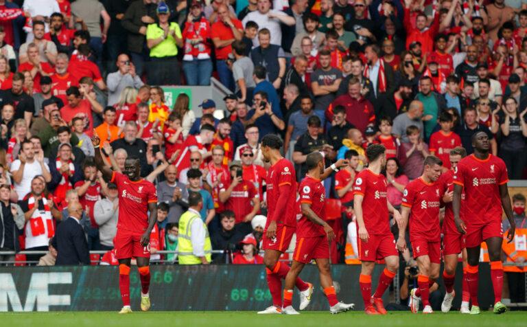 Premier League: Liverpool souverän, Manchester City patzt zuhause!
