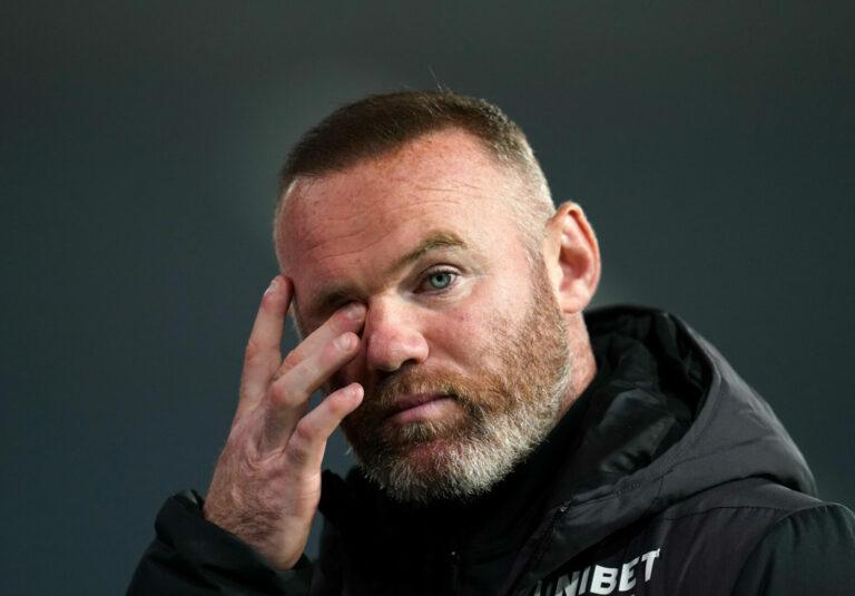 Derby County droht Punkteabzug – Rooney erfährt erst im Fernsehen davon