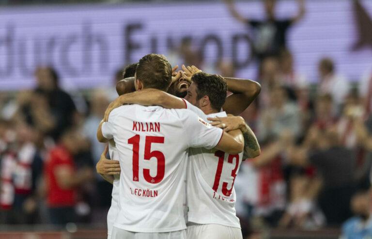 Bundesliga | Remis in wildem Topspiel zwischen Köln und Leipzig