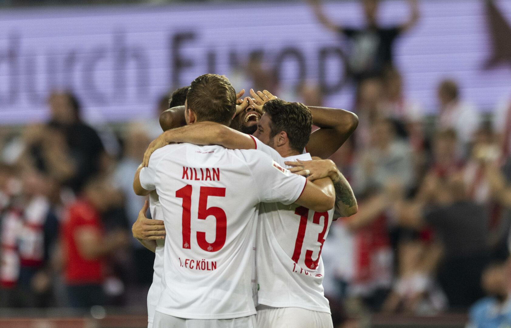 Bundesliga   Remis in wildem Topspiel zwischen Köln und Leipzig