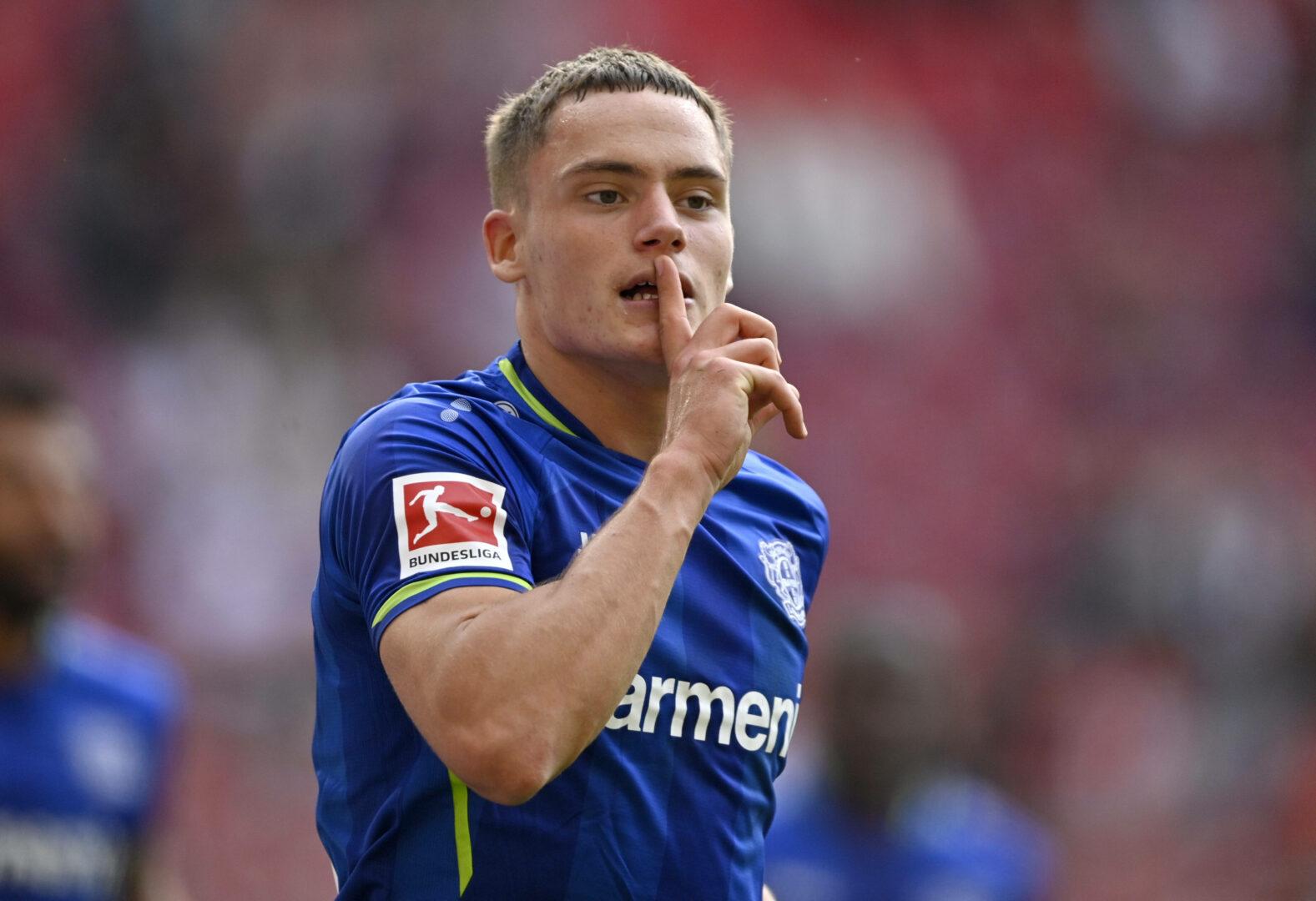 Wirtz macht in Unterzahl den Deckel drauf: Leverkusen gewinnt in Stuttgart!
