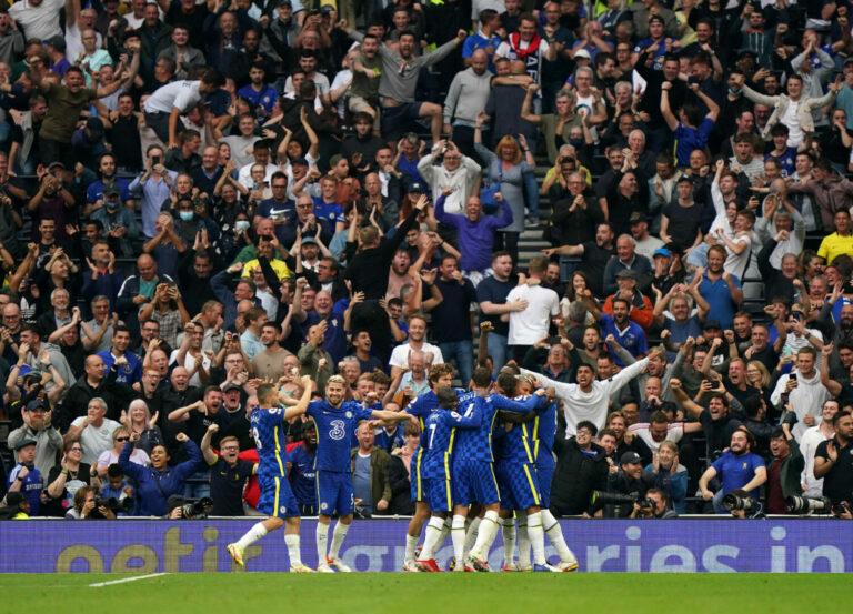 Furiose zweite Halbzeit: Chelsea gewinnt souverän gegen Tottenham