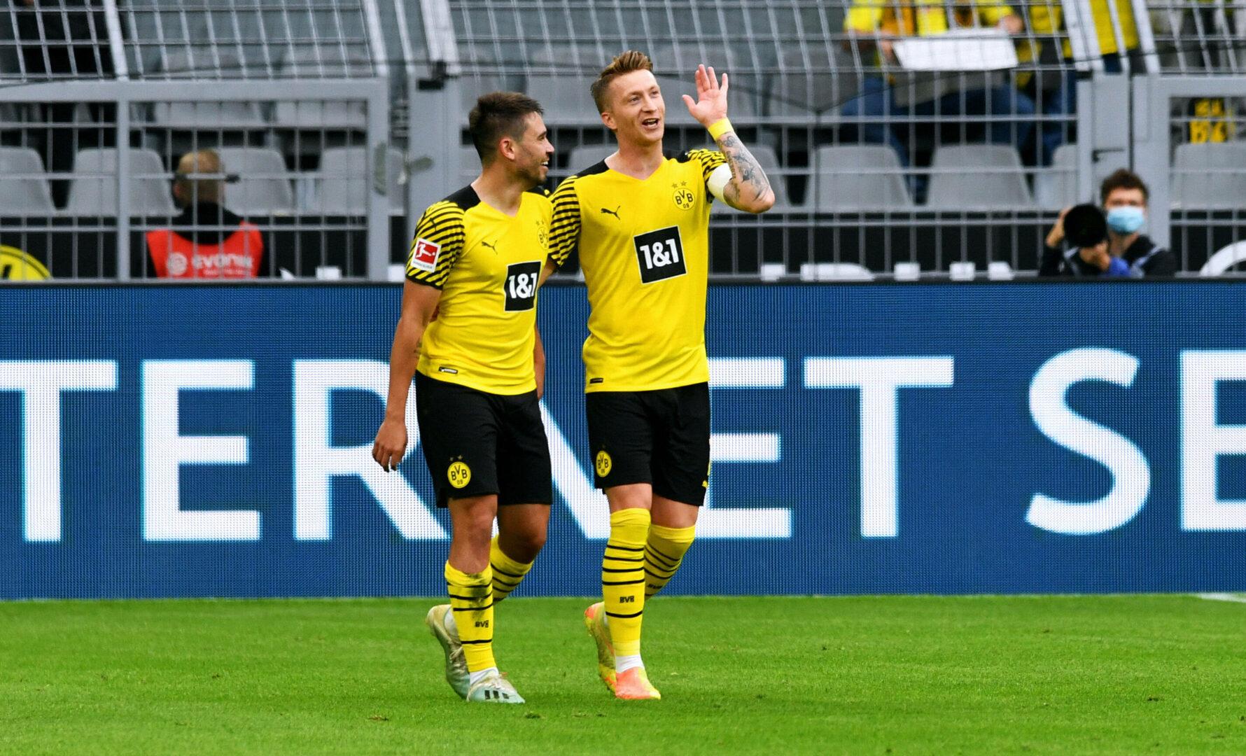 """Reus sieht Nachholbedarf trotz BVB-Sieg: """"Cleverer und erwachsener spielen"""""""