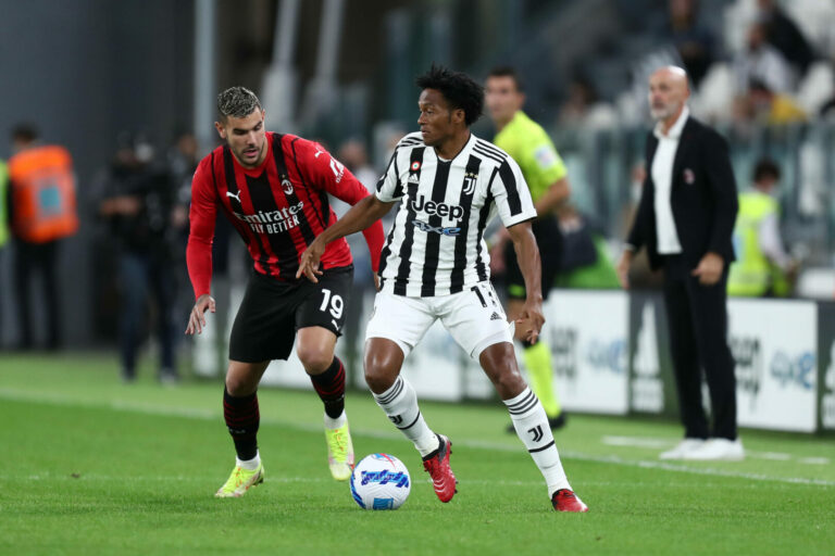 Frühes Tor, aber kein Sieg: Juventus kommt gegen AC Milan nur zu einem Remis