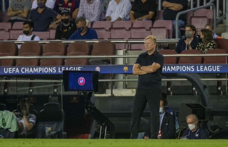 Barça: Für Koeman geht es jetzt um die Zukunft