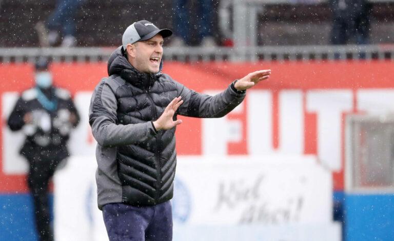 Holstein Kiel: Ole Werner nicht mehr Trainer!
