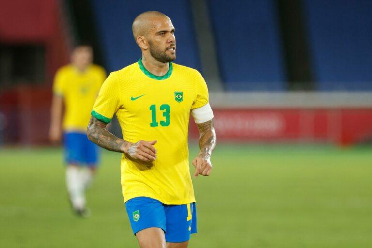 Dani Alves: Vereine stehen nach Vertragsauflösung Schlange