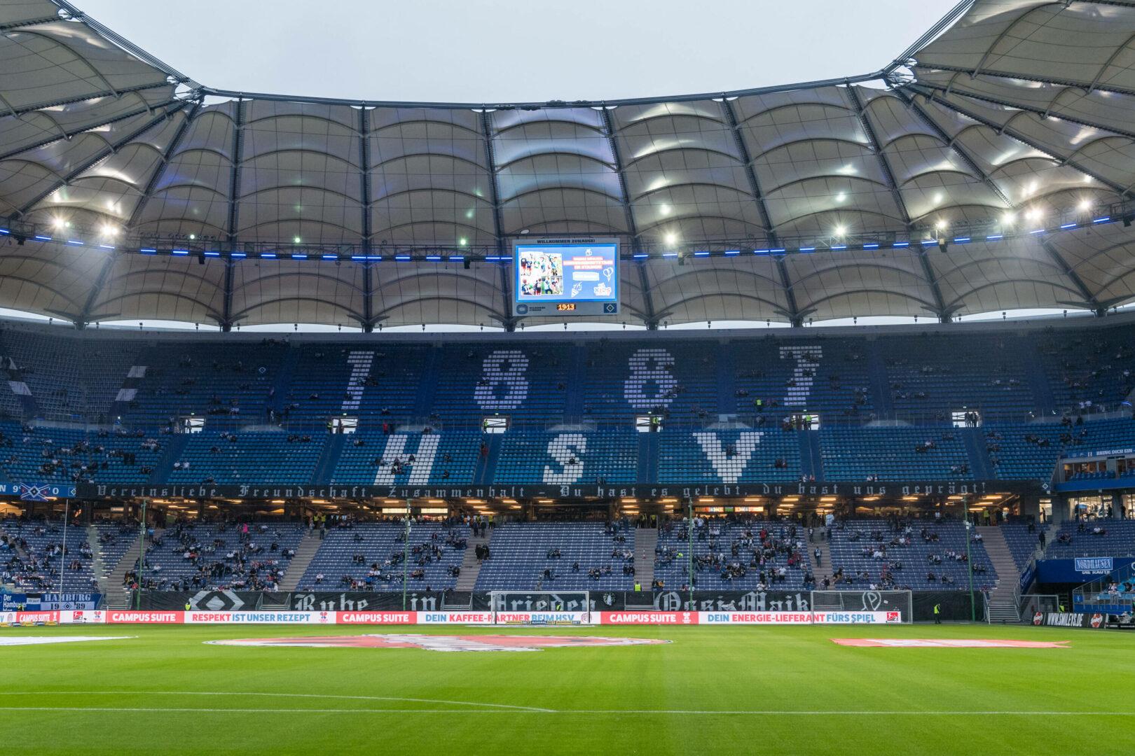 HSV: Bald wieder mit vollem Stadion