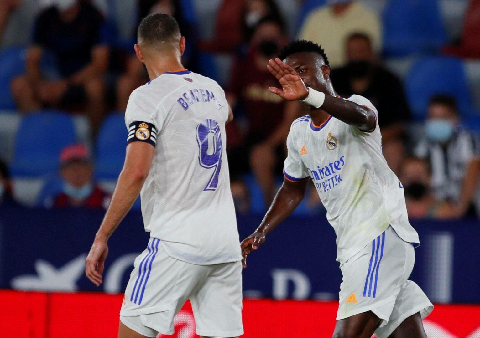La Liga   Real Madrid gegen Mallorca wieder souveräner?
