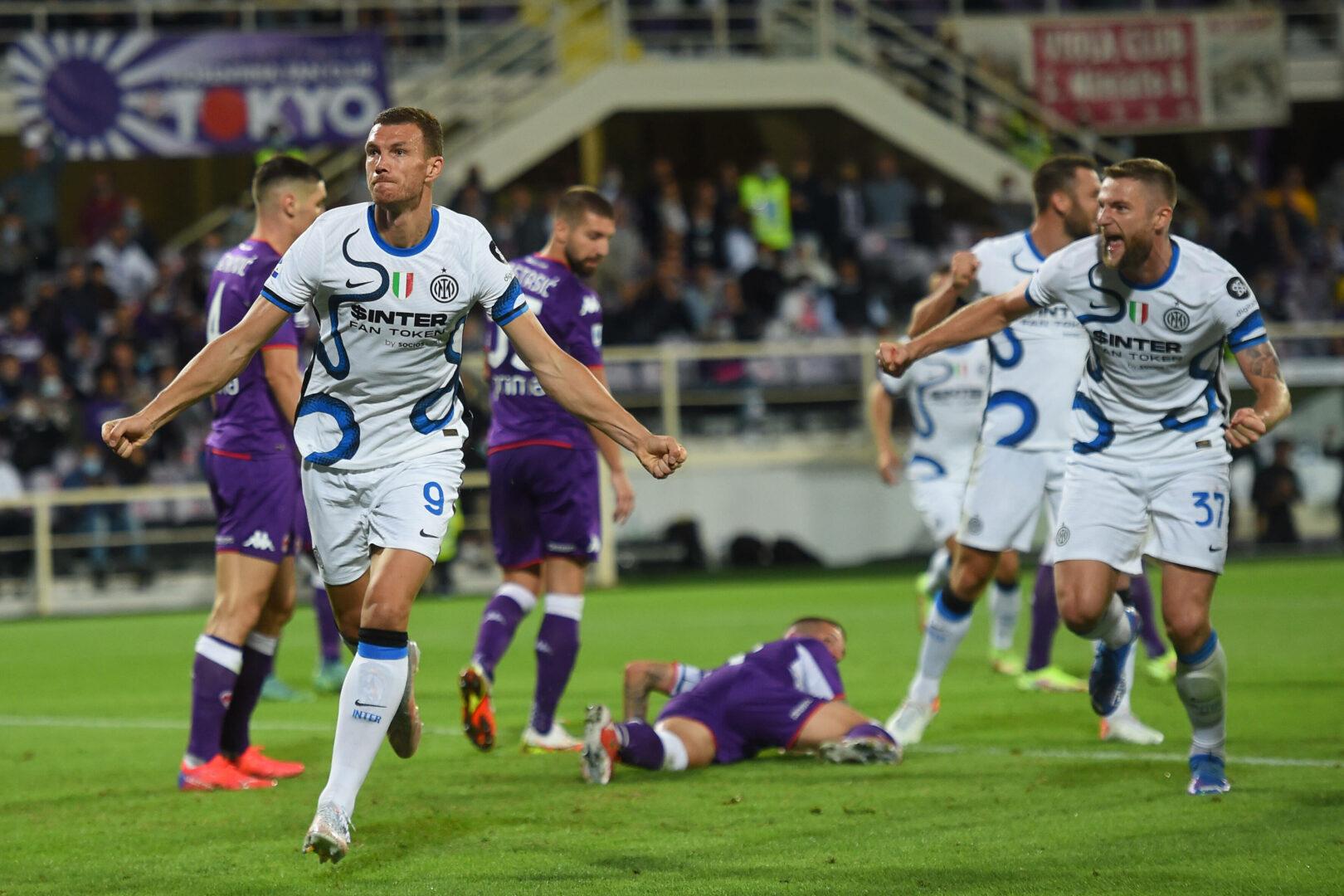Sieg nach Rückstand: Meister Inter gewinnt auch bei der Fiorentina!