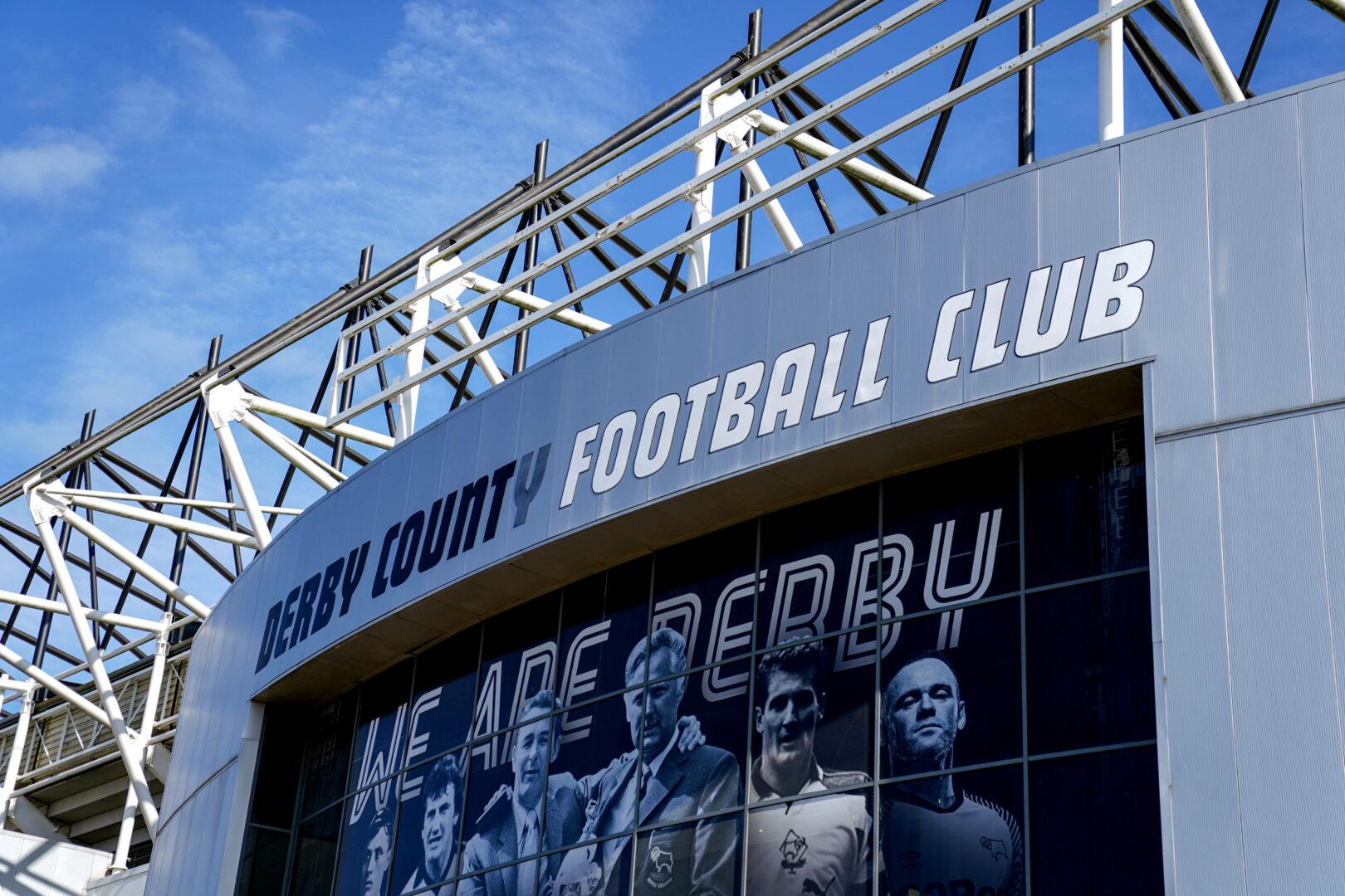 Nach Insolvenzantrag: Derby County werden zwölf Punkte abgezogen