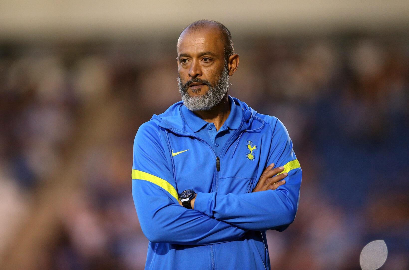 Tottenham-Trainer Nuno Espírito Santo.