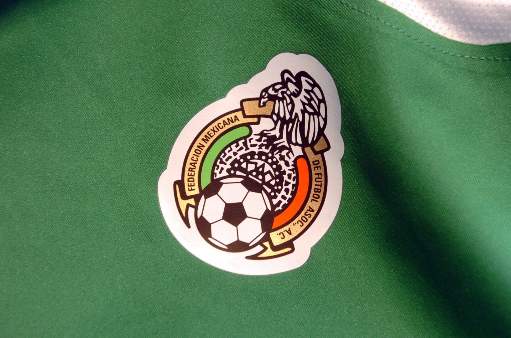 Mexiko Liga MX FMF Logo auf Trikot