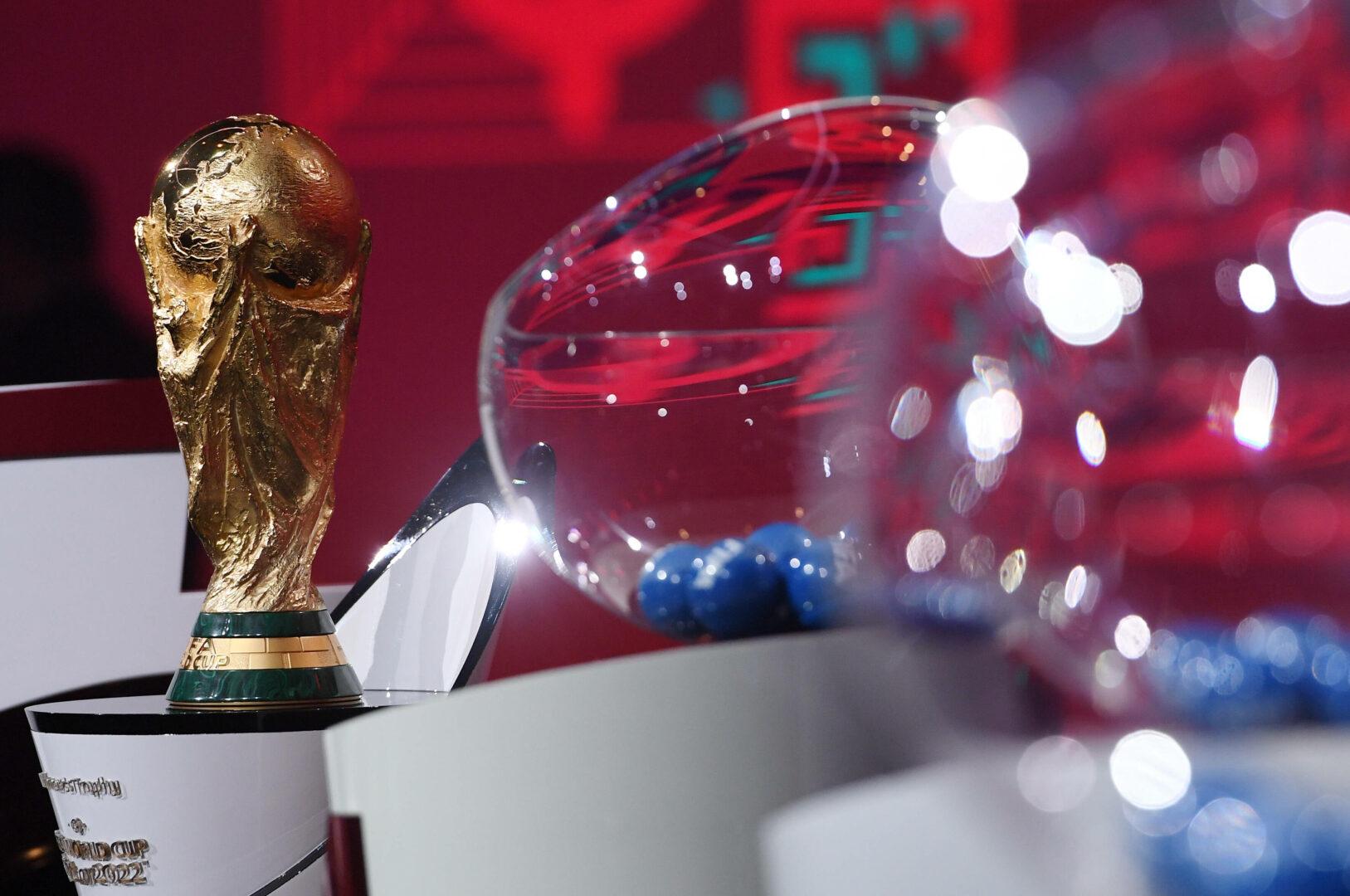 Der WM-Pokal, von dem die European Club Association nicht will, dass er alle zwei Jahre vergeben wird