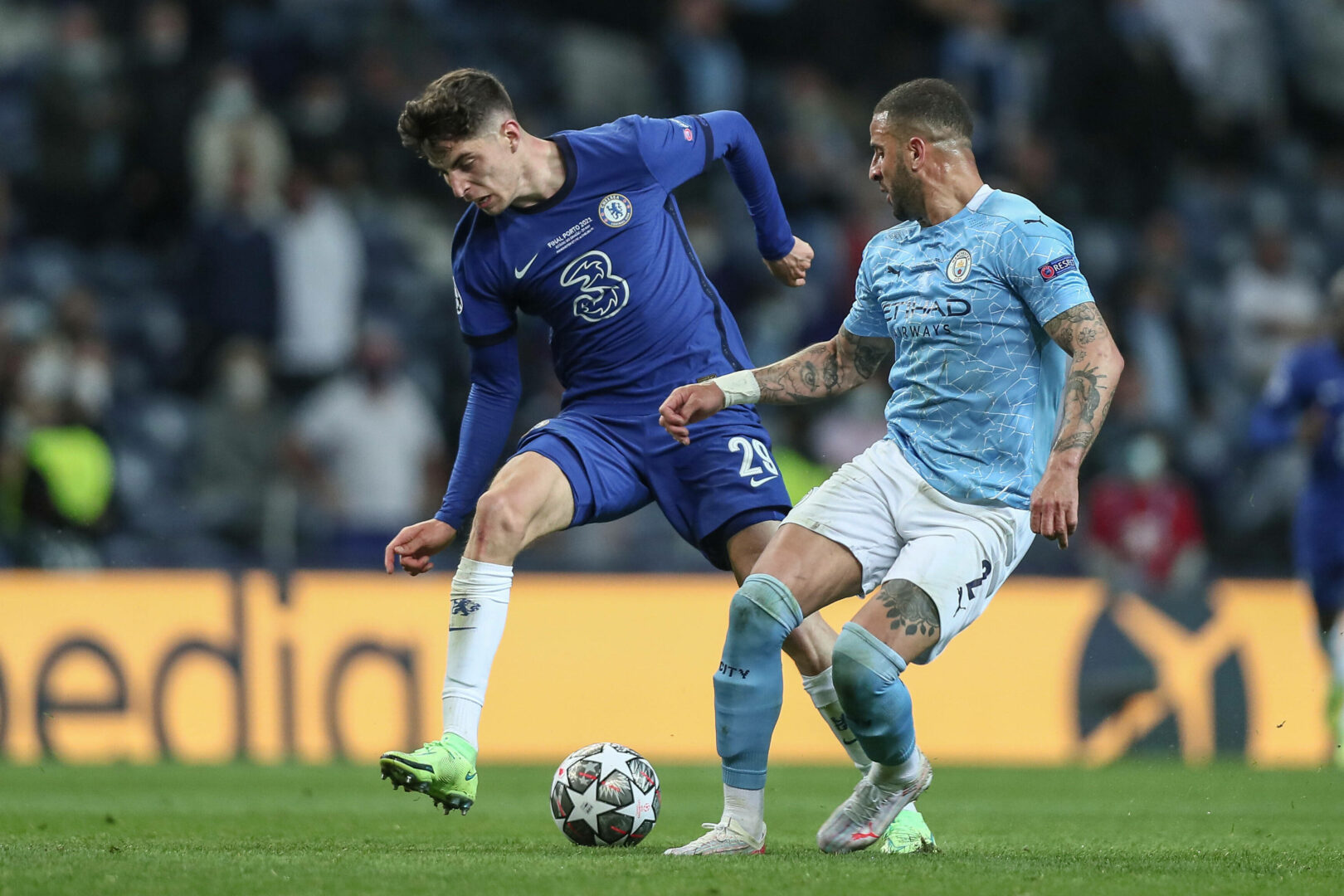 Spitzenspiel in der Premier League: Hat Chelsea gegen Manchester City erneut die Nase vorn?