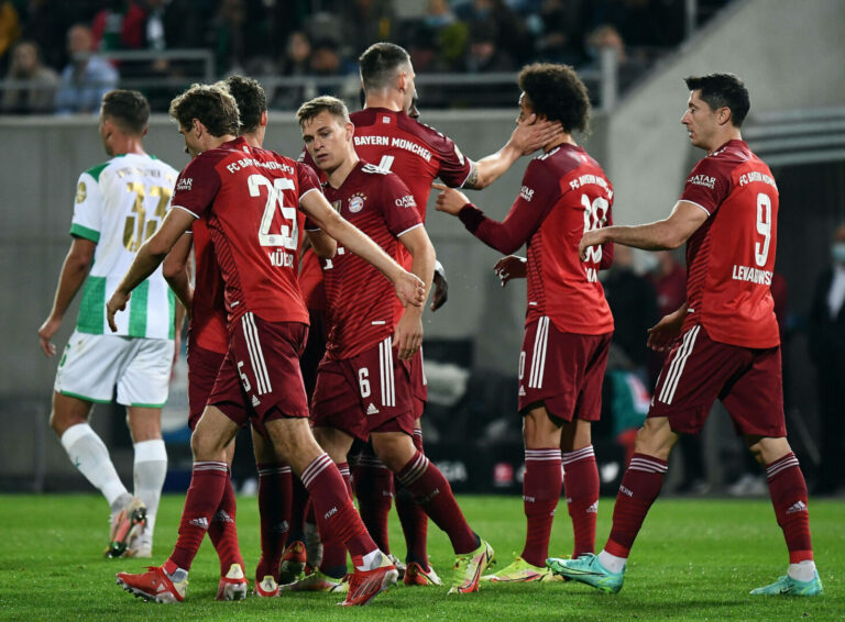 Bundesliga | Abgezockter FC Bayern gewinnt auch in Fürth