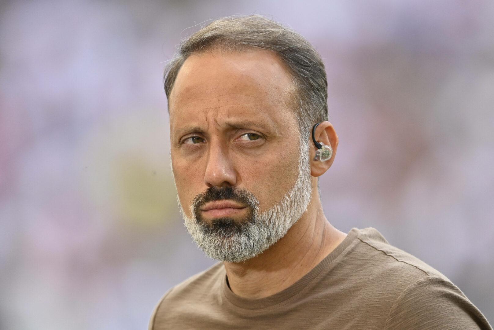 """Stuttgart-Trainer Matarazzo vor Gastspiel in Bochum: """"Eine Charakterfrage"""""""