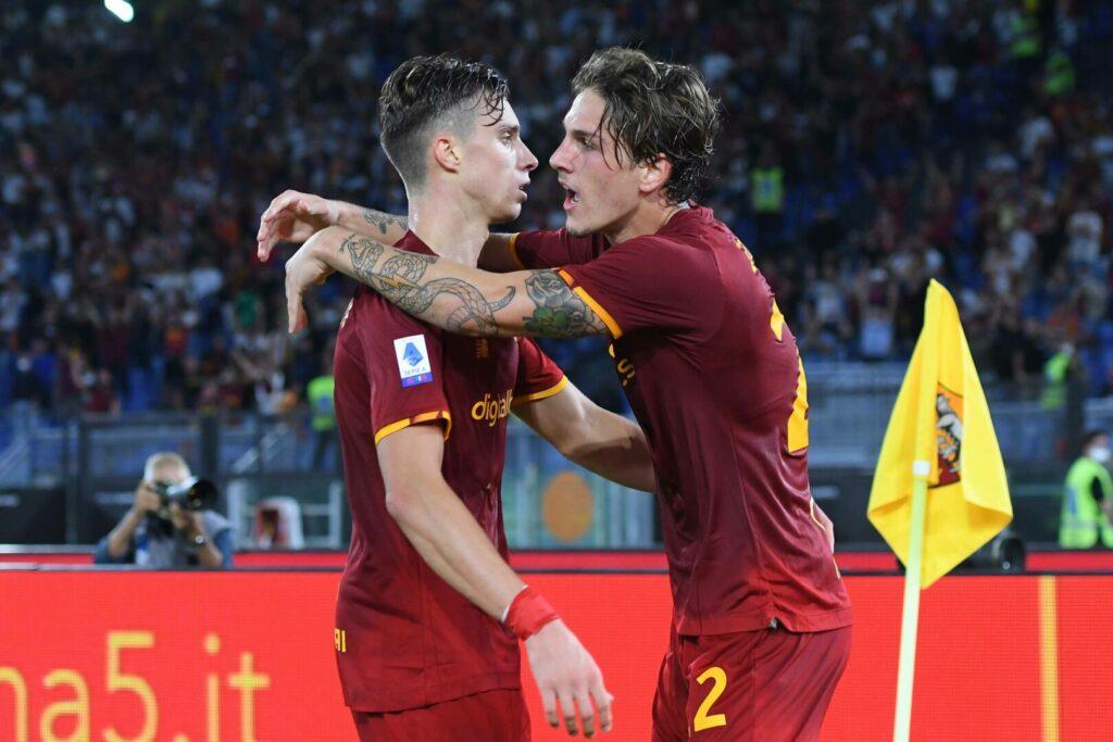 Die Roma will nun auch Lazio im direkten Duell schlagen