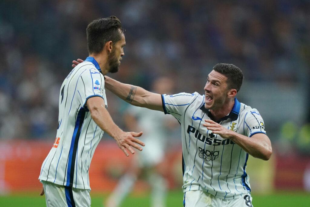 Atalanta jubelt gegen Inter