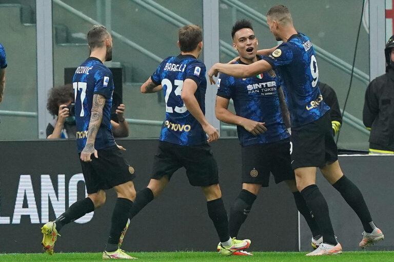Inter und Atalanta trennen sich nach Spektakel Remis im Topspiel!