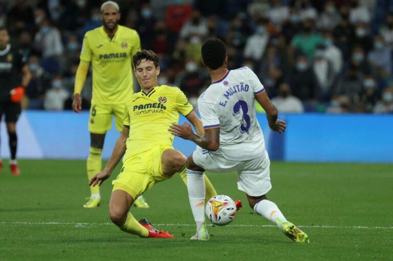 La Liga | Real Madrid lässt gegen Villarreal federn