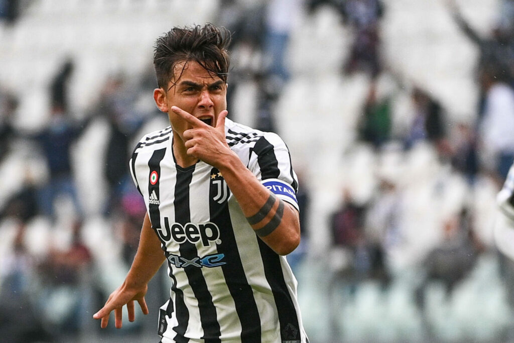 Dybala bringt Juventus in Führung