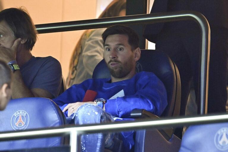 PSG vor Spiel gegen Manchester City: Optimismus bei Messi