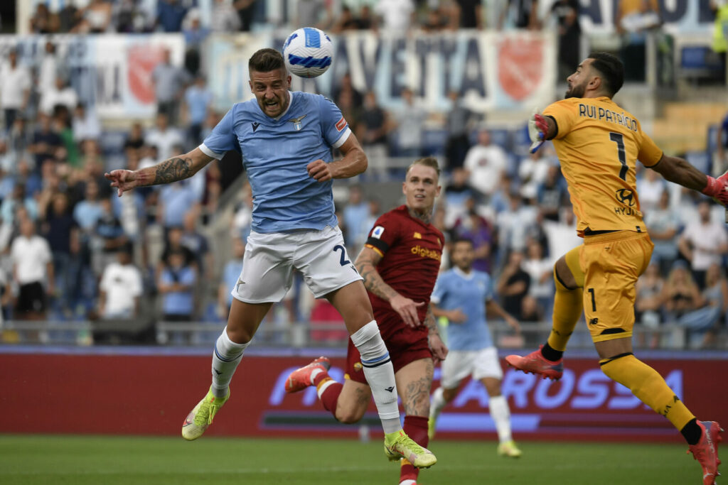 Milinkovic-Savic trifft für Lazio gegen AS Rom