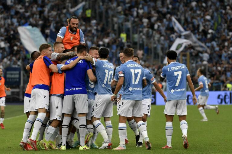 3:2! Lazio gewinnt hochklassiges Derby gegen die AS Rom